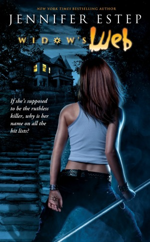 Jennifer Estep Widow's Web