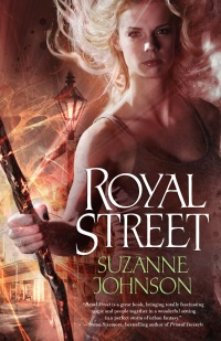 Suzanne Johnson - Royal Street