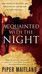 Piper Maitland - Acquainted with the Night