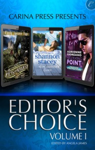 Carina Press Presents: Editor's Choice Volume 1