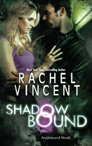 Rachel Vincent - Shadow Bound