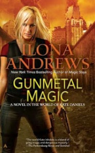 Ilona Andrews - Gunmetal Magic