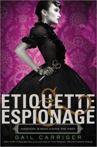 GailCarriger-Etiquette&Espionage