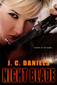 Night Blade by J. C. Daniels