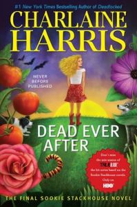 Dead Ever After by Charlaine Harris (Sookie Stackhouse #13)