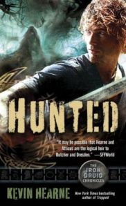 Hunted by Kevin Hearne (Iron Druid Chronicles #6)