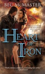 Heart of Iron by Bec McMaster (London Steampunk #2)