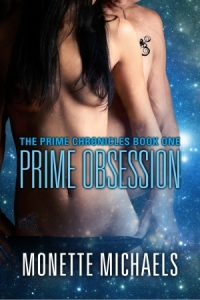 Prime Obsession by Monette Michaels (The Prime Chronicles #1)