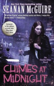 Chimes at Midnight by Seanan McGuire (October Daye #7)