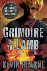 Grimoire of the Lamb by Kevin Hearne (The Iron Druid Chronicles)