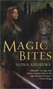 Magic Bites by Ilona Andrews (Kate Daniels #1)