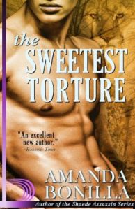 The Sweetest Torture by Amanda Bonilla (Sexy Shifter Short #1)