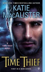 Time Thief by Katie MacAlister (Traveller #1)