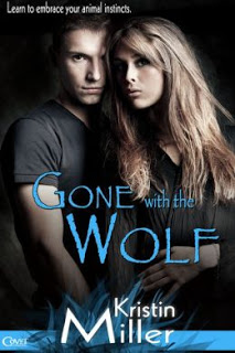 Gone with the Wolf by Kristin Miller