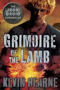 Grimoire of the Lamb by Kevin Hearne (Iron Druid Chronicles #0.4)