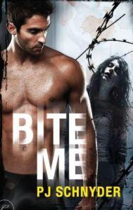 Bite Me by P J Schnyder (London Undead #1)