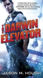 The Darwin Elevator by Jason M. Hough (Dire Earth Cycle #1)