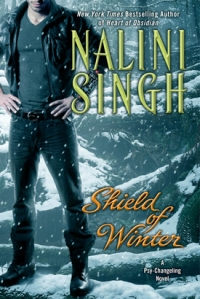Shield of Winter by Nalini Singh (Psy:Changeling #14)