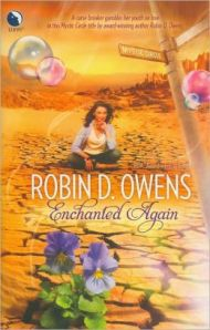 Enchanted Again by Robin D. Owens (Mystic Circle #2)