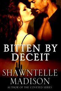 Bitten by Deceit by Shawntelle Madison (Hadley Werewolves #1)