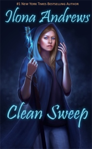 Clean Sweep by Ilona Andrews (Innkeeper Chronicles #1)
