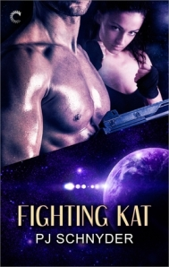 Fighting Kat by PJ Schnyder (The Triton Experiment #2)