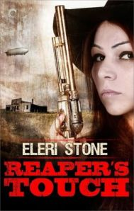 Reaper's Touch by Eleri Stone