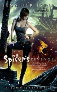 Spider's Revenge by Jennifer Estep (Elemental Assassin #5)