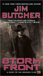 Storm Front by Jim Butcher (Dresden Files #1)
