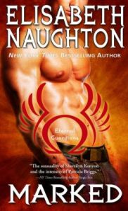 Marked by Elisabeth Naughton (Eternal Guardians #1)