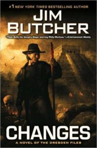 Changes by Jim Butcher (The Dresden Files #12)